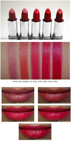 wet and wild silk lipstick review - Google Search