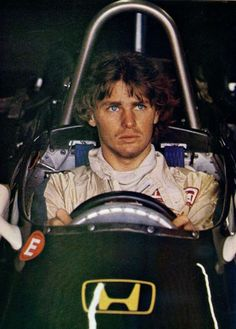 Mike Thackwell - Ralt RH6-81 Honda/Wakou - Ralt Racing Ltd - 1981