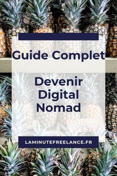 Envie de devenir digital nomad pour voyager avec un aller simple ? Envie de gagner de l'argent pendant ton voyage ? Guide complet sur les nomades digitaux et idées job et business pour en devenir un