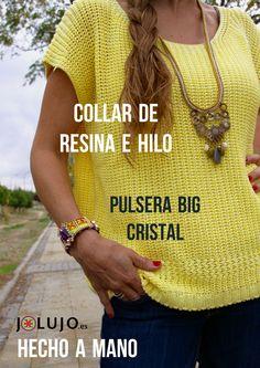 Colores ocres y amarillos. www.jolujo.es