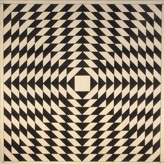 Dadamaino - Composizione Ottica (1965), via zonezonezone.