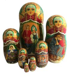 Clogs, Matryoshka Doll, Beautiful Dolls, Storytelling, Hand Made