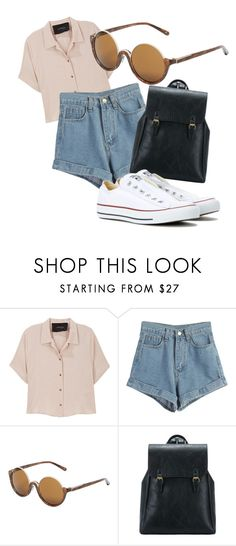 """""""Untitled #4"""" by chloxoxoxx on Polyvore featuring Rachel Comey, WithChic, 3.1 Phillip Lim, Converse, women's clothing, women, female, woman, misses and juniors"""
