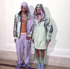 Fenty x Puma SS17 Paris Fashion Week