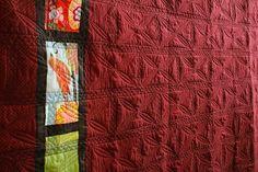 Todos os tamanhos | Colourbrick Quilt - back | Flickr – Compartilhamento de fotos!
