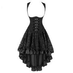 Cheap underbust corset dress, Buy Quality underbust corset directly from China steampunk corset dress Suppliers: Kimring Women Steampunk Corsets Dress Vintage Gothic Underbust Corset Dress Waist Corset Sexy Lace Waist Trainer Corset Underbust, Steampunk Corset Dress, Corset Sexy, Vintage Corset, Gothic Corset, Vintage Gothic, Gothic Lolita, Victorian Steampunk, Gothic Dress