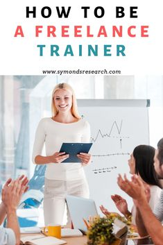 Advice on how to market yourself to clients as a freelance corporate trainer giving lifelong learning, CPD and short courses. Work From Home Business, Work From Home Tips, Business Tips, Interview Help, How To Get Clients, Career Advice, Career Path, Work Inspiration, Making Ideas