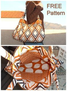 FREE sewing pattern for a pleated purse. An easy bag sewing pattern to create a tote bag purse which closes with a magnetic snap. This easy bag sewing pattern is ideal for beginners and doesn't need a lot of hardware or experience to sew your own handbag or purse. #FreePursePattern #FreeSewingPattern #FreeBagPattern #SewABag #EasySewingPattern #QuickSewingPattern #PurseSewingPattern #EasyBagPattern