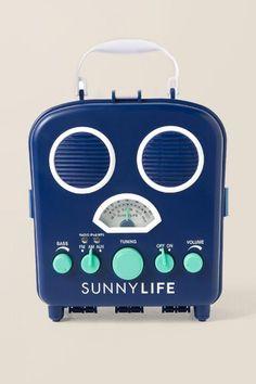 Beach Sounds Portable Radio-  gift-clalternate3