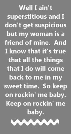 Steve Miller Band - Keep on Rockin' Me Baby - song lyrics, song quotes, songs, music lyrics, music quotes,