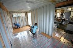 container homes interior - Google Search