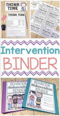 Behavior Contracts and Behavior Intervention Forms EDITABLE - You get behavior contracts, intervention forms, calendars, parent communication forms, positive notes home, and more! Plus editable forms for both English and Spanish. Click to see the contract, spine labels, contracts, think time sheets, self-assessments, positive classroom culture, and much more! Great for your Kindergarten, first, second, third, fourth, fifth, or sixth grade classroom or home school needs. (classroom management) Behavior Management Strategies, Behavior Interventions, Classroom Management, Behavior Contract, Student Behavior, Behavior Plans, Behavior Charts, Classroom Behavior, 5th Grade Classroom