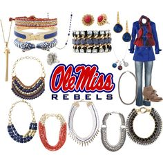 Ole Miss Game Day