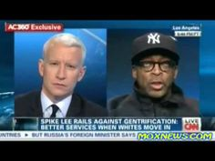 Audio: Spike Lee Goes On Epic Rant Against Gentrification In NYC - YouTube