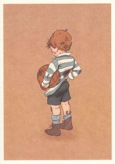 New Single Card with Boy Cute Belle Boo | eBay