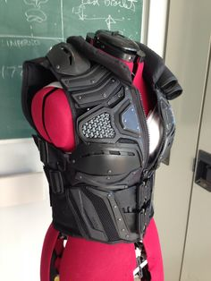 Tactical Vest Body Armor. Also reminds me of Alien Shooter