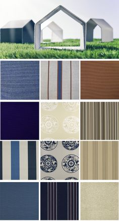 Outdoor fabrics by Equipo DRT