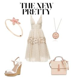 """#2 Summer"" by will-akell on Polyvore featuring Carolina Herrera, KJ's Laundry, Kendall + Kylie and Charles by Charles David"