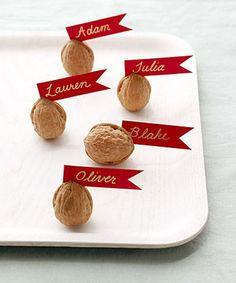 Detalles en tu mesa... para una Navidad diferente - Especial Navidad 2014 - Especiales - Charhadas.com