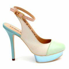 5713421d51 CARMEN STEFFENS Sapatos De Casamento