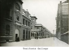 Marques de Molins/Tesifonte Gallego - Albacete antiguo