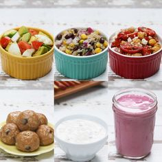6 Easy High-Protein Snacks (Under 150 Calories) by Tasty