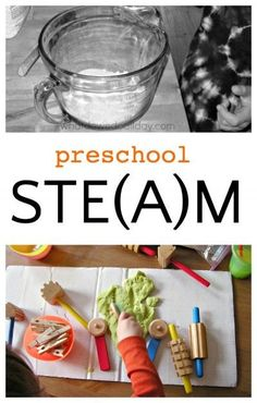This is the perfect activity for preschool STEAM and STEM play.