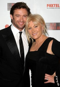 Hugh Jackman Photos - Actor Hugh Jackman and wife Deborah-Lee Furness arrive for the Bone Marrow Donor Institute`s Red Ball 08 at the Palladium at Crown on September 2008 in Melbourne, Australia. Hugh Michael Jackman, Hugh Jackman, Broadway Stage, Australian Actors, Man Thing Marvel, Too Cool For School, Famous Faces, Girl Power, How To Look Better