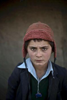 Afghan Refugee Children - 09