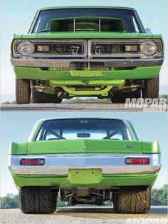 '70 Pro Street Dodge Dart