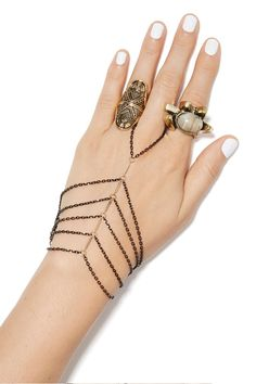 Tahi Hand Piece | Shop What's New at Nasty Gal