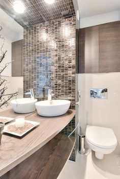 17 Wonderful Bathroom Design With Small Tile Ideas To Inspire You 3