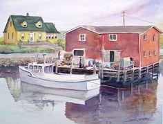 ws.NE Harbour.jpg (55538 bytes)
