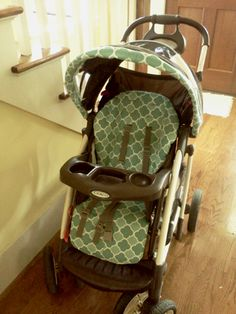 Recover your stroller Part 2- the Canopy - Fabric.com Blog