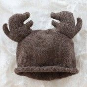 oeuf moose baby hat
