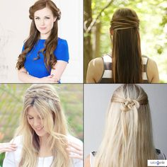 6 Perfect Prom Night Hairstyles – A Formal Hair Affair   http://www.salongenie.net/blog/6-perfect-prom-night-hairstyles/
