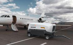 Hitzinger Jet Power Ground Power Unit 400Hz Client:Hitzinger GmbH Service: Industrial and Transportation Design Year: 2014