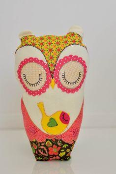 Owl!  inspiration!