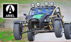 Ariel: Offroad Buggy Nomad Der britische Hersteller Ariel produziert seit dem Jahr 2000 den Leichtbau Sportwagen 'Atom'; 2015 präsentierte Ariel seinen ersten Offroad Buggy Nomad http://www.atv-quad-magazin.com/aktuell/ariel-offroad-buggy-nomad/ #ariel #n
