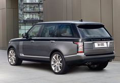 2016 Land Rover Range Rover SV Autobiography