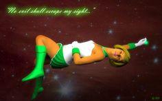 My Green Lantern Arisia wallpaper of the day! Featured on wordofthenerdonline.com!