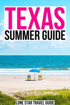 Usa Travel Map, Usa Travel Guide, Texas Travel, Hawaii Travel, Summer Travel, Travel Guides, Camping Texas, Diy Camping, Travel Tips