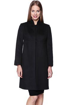 Płaszcz Elżbieta czarny
