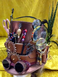 Steampunk Hats | Dallas Vintage and Costume Shop
