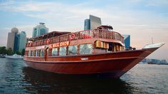 New luxury Al Wasl Dhow cruise experience launches in Dubai Marina