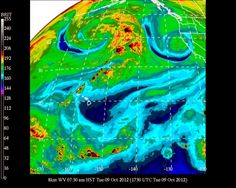 #UHManoa #Hawaii #Meteorology #Weather #Temp 74F #RH 85% #Winds N 0mph #PartlyCloudy #Vog