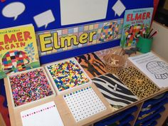 Interactive maths display: pattern