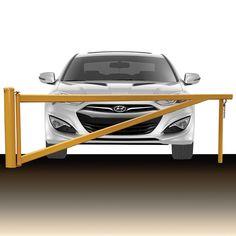 Defender swing gate