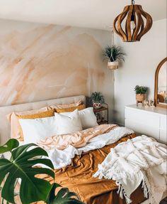 Dreamy Bohemian Bedroom Decor