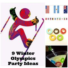 9 Winter Olympics Party Ideas